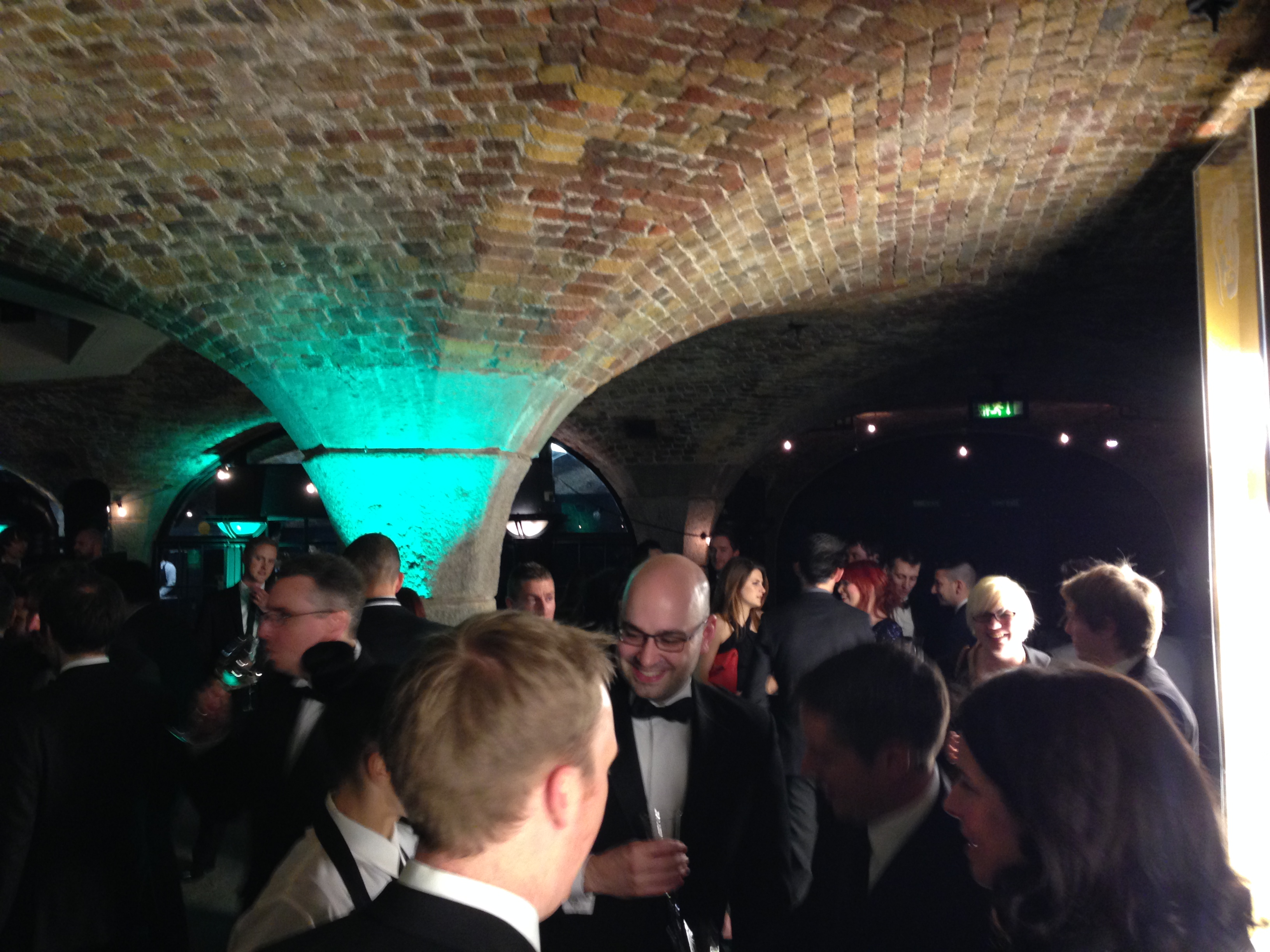 2014-03-12 18.37.12 BAFTAs - champagne reception