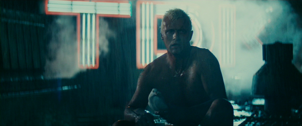 bladerunner humanity of deckard roy Are alien & blade runner set in the same universe and his relative skepticism for humanity as a despite the fact that deckard killed roy batty's.