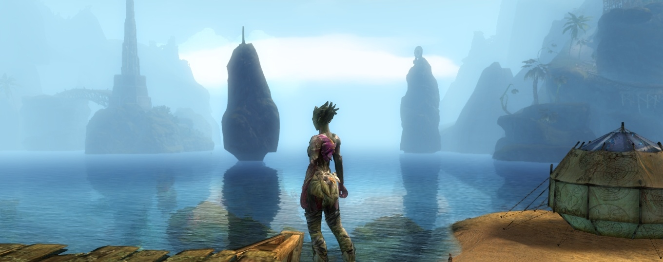 What I Like About Guild Wars 2 - a post on Tom Francis' blog