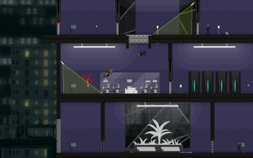 Gunpoint Steam Screenshot 6