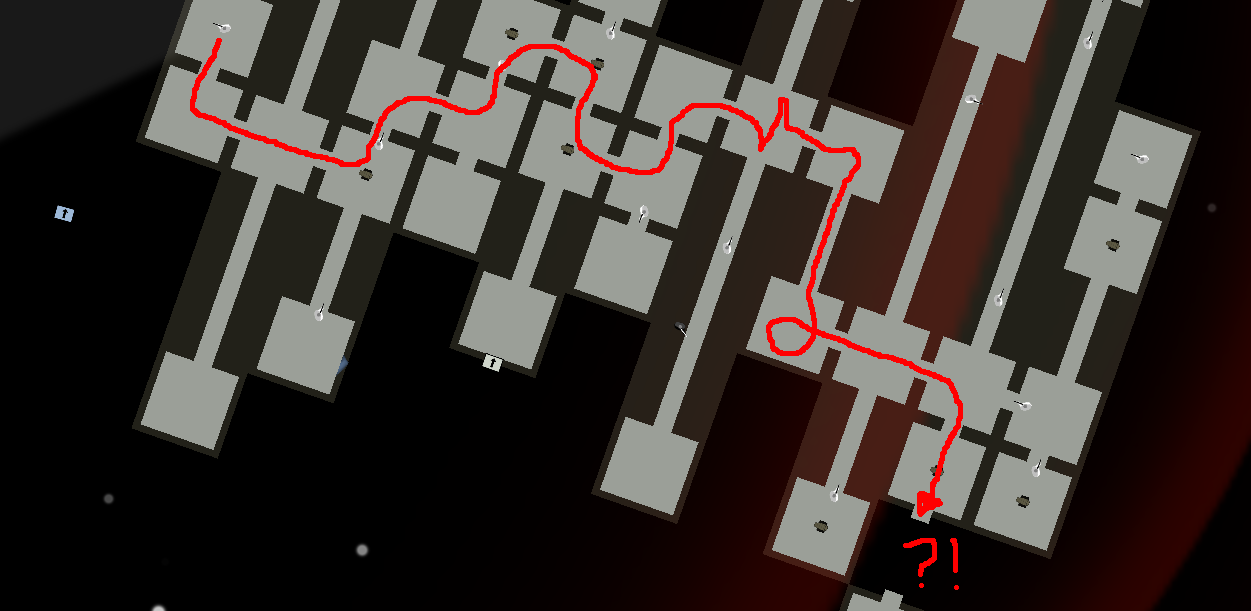 Heat Signature Pathfinding