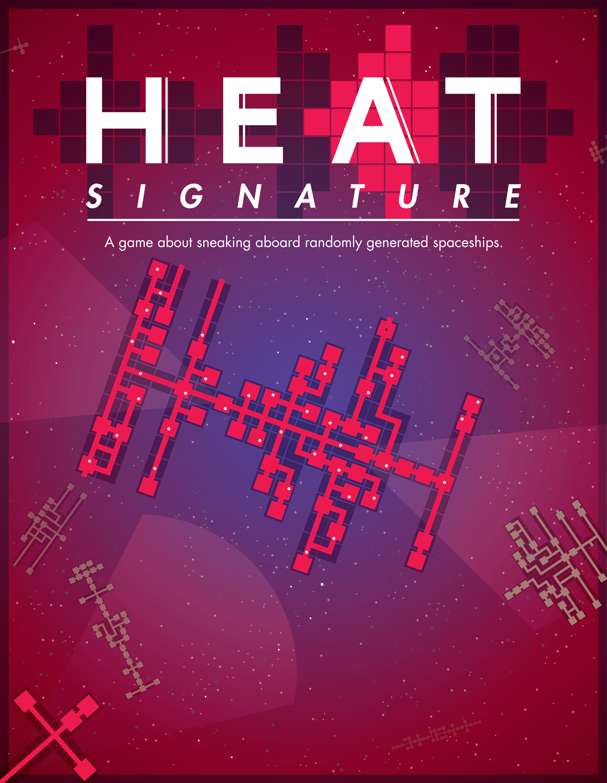 Heat Signature Poster EGX 3000