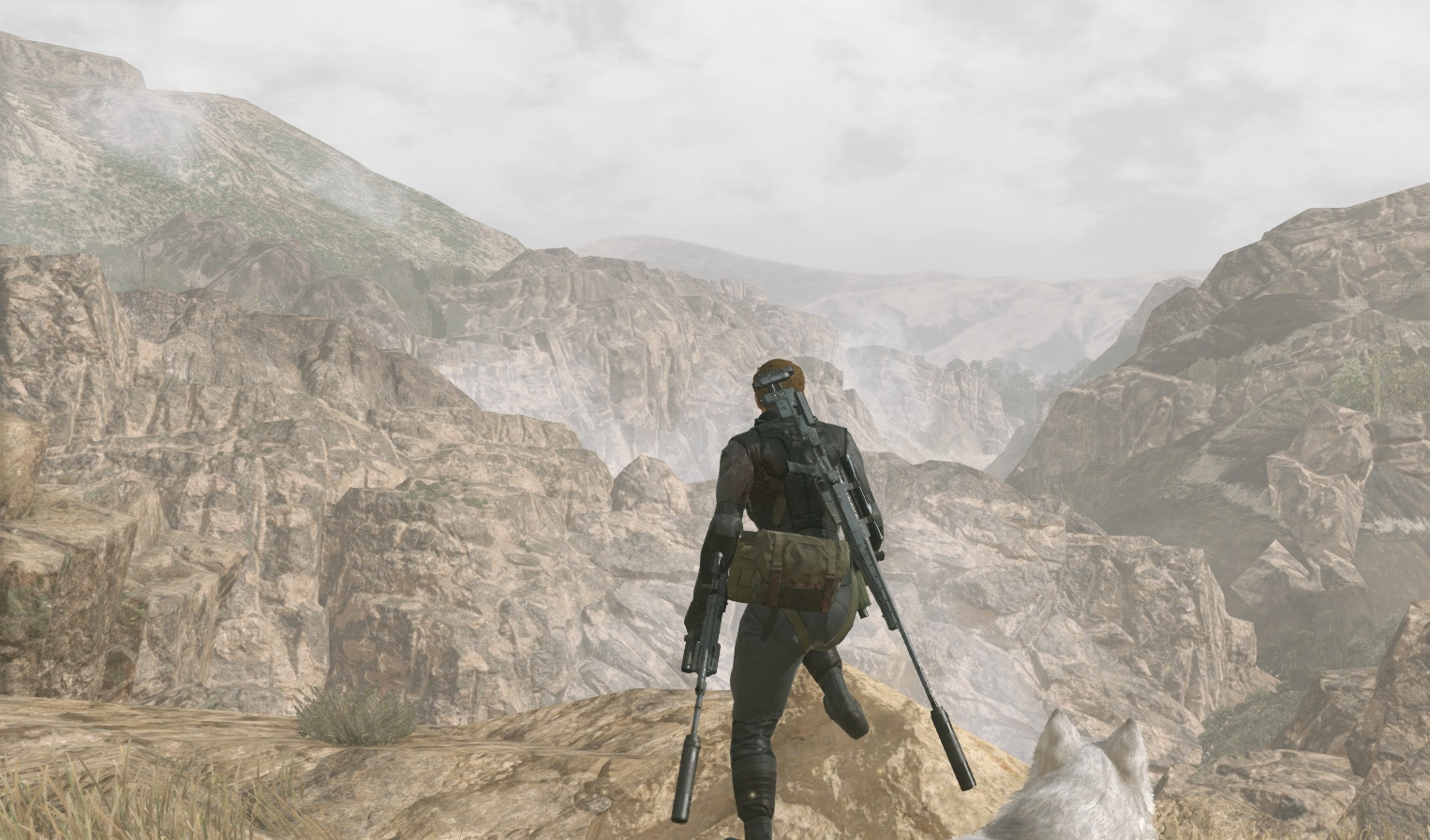 MGS Mountains
