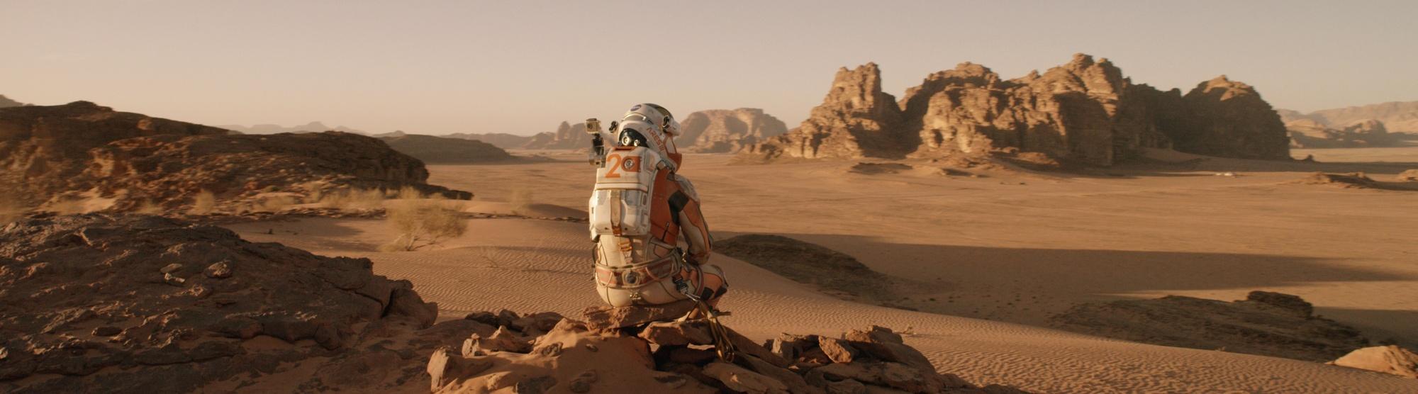 Martian Header