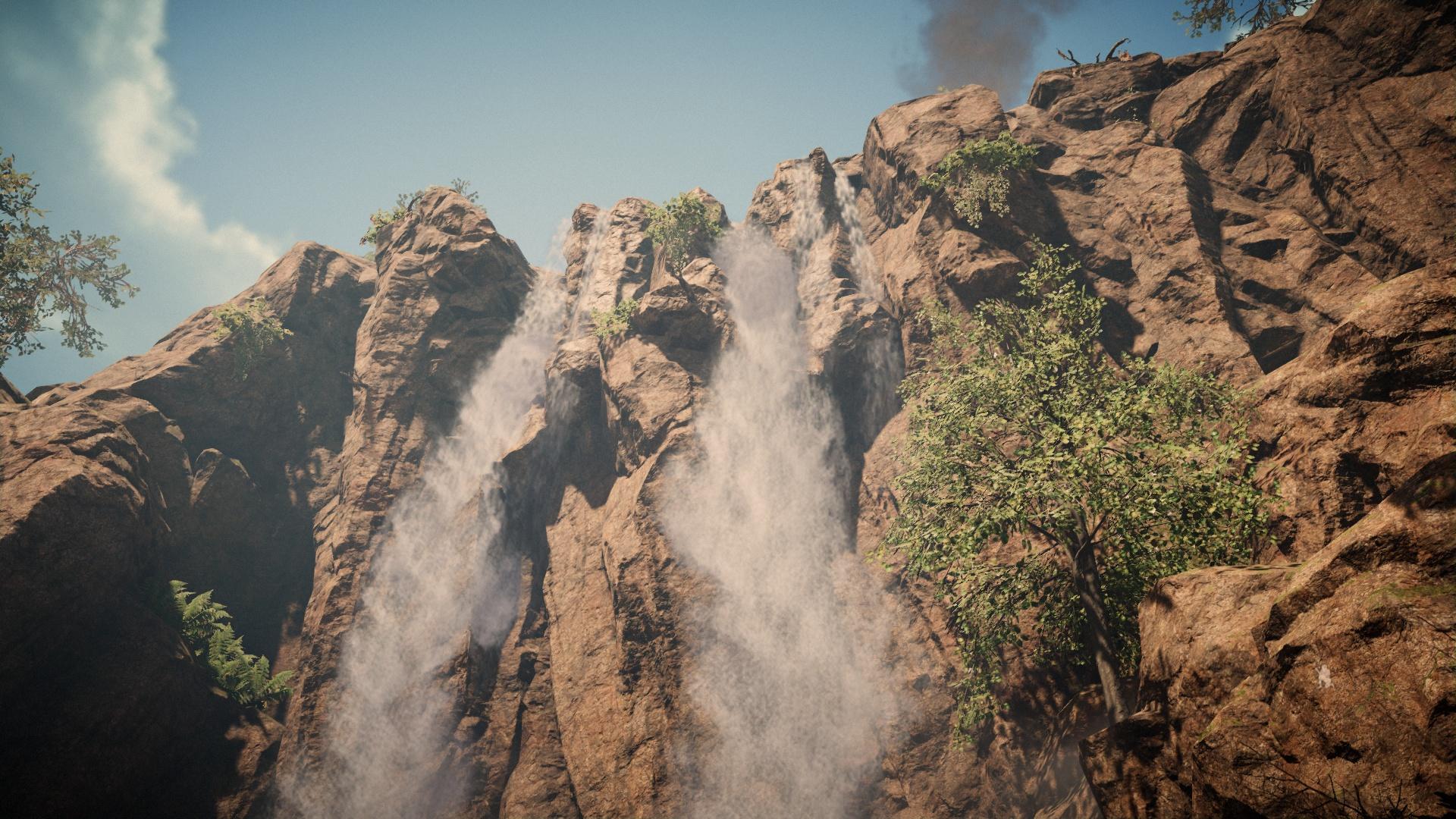 Primal falls