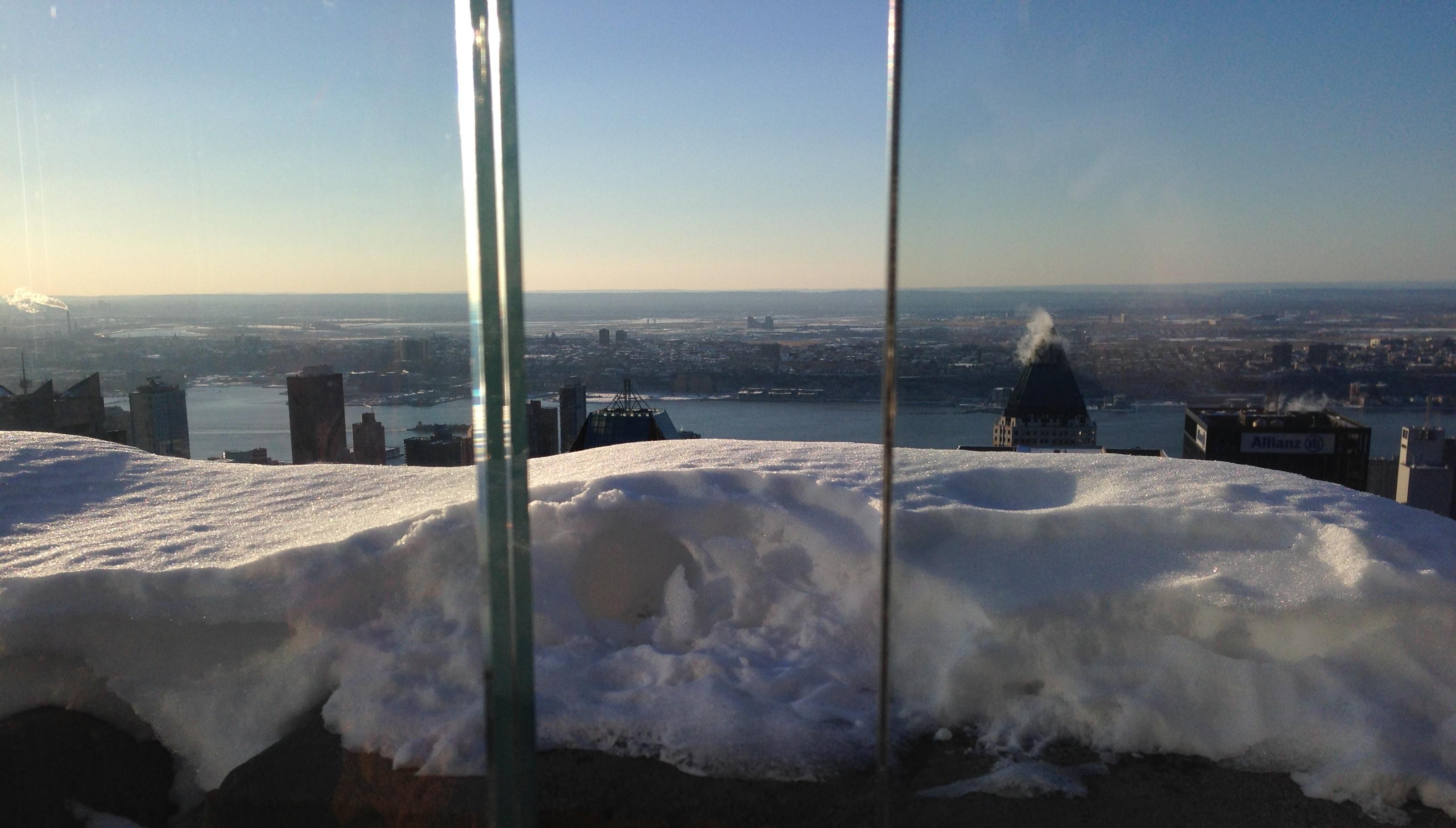 Rockefeller Snow