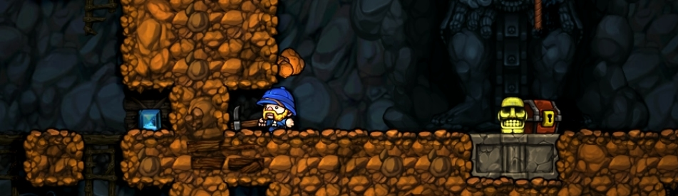 Spelunky Mining