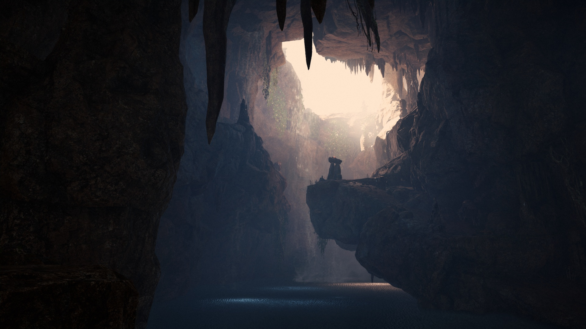 primal cave pit