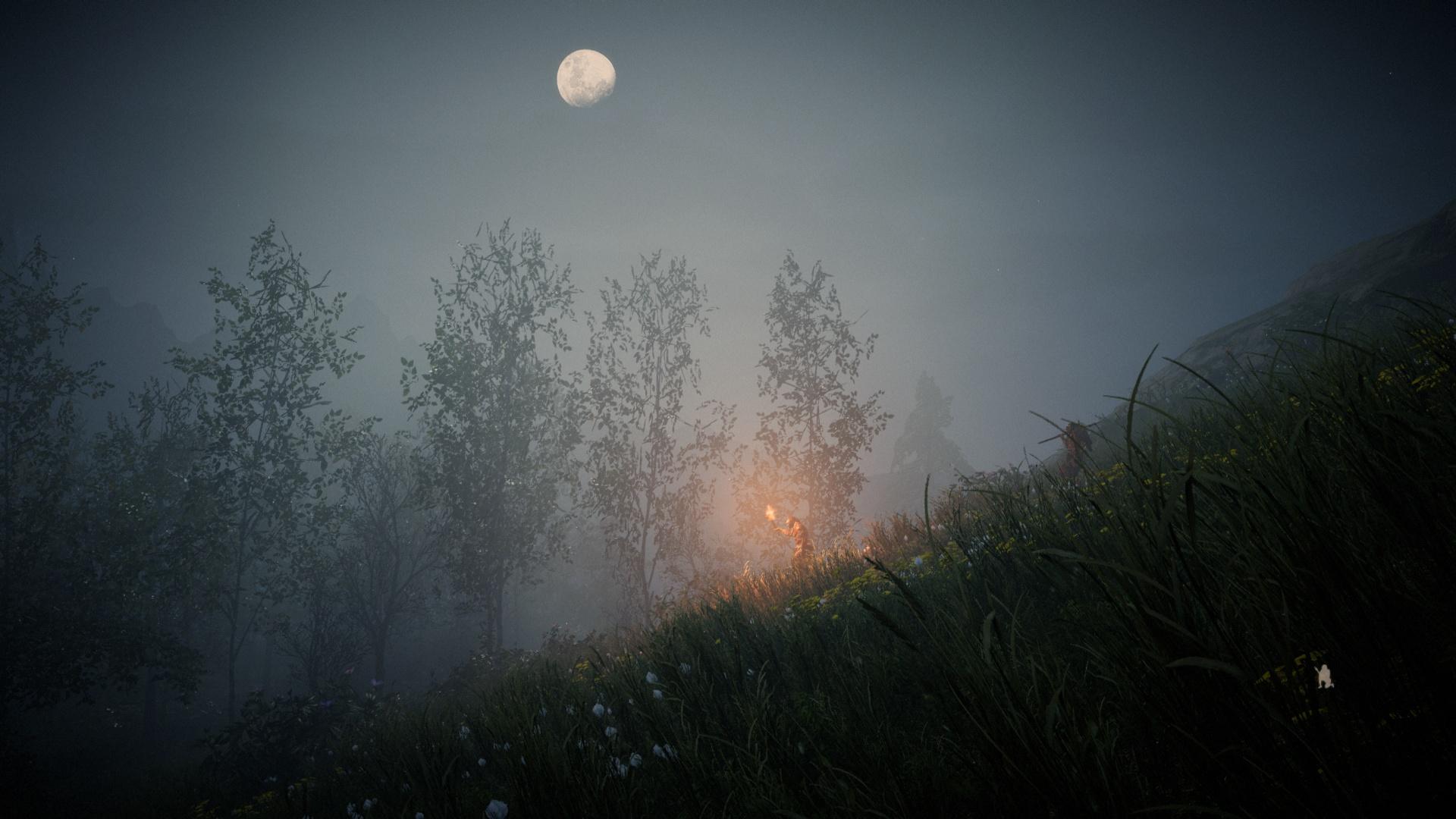 primal moon walk